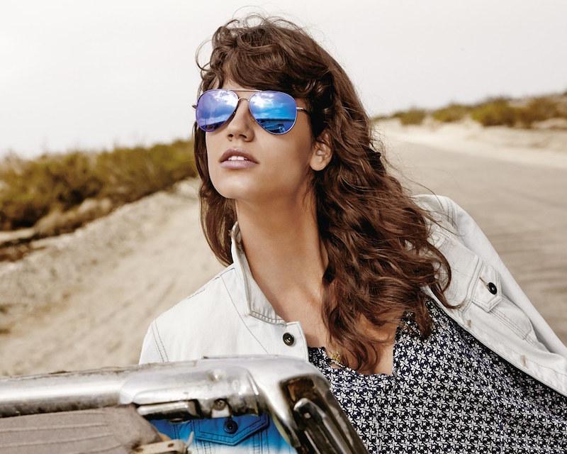 4d593be838 Polaroid-Eyewear-58mm-Polarized-Aviator-Sunglasses –